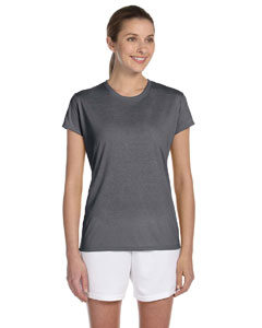 Charcoal Women's 4.5 oz. Performance T-Shirt