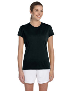Black Women's 4.5 oz. Performance T-Shirt