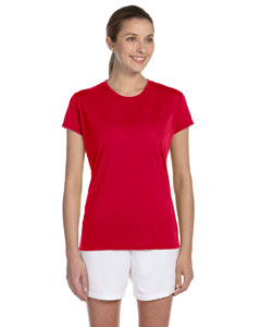 Red Women's 4.5 oz. Performance T-Shirt
