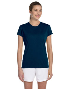 Navy Women's 4.5 oz. Performance T-Shirt