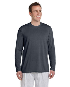 Charcoal Performance™ 4.5 oz. Long-Sleeve T-Shirt