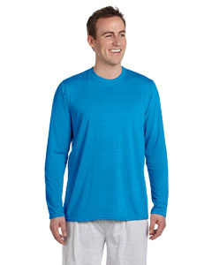 Sapphire Performance™ 4.5 oz. Long-Sleeve T-Shirt