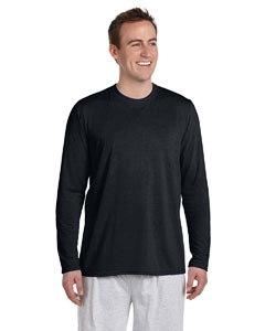 Black Performance™ 4.5 oz. Long-Sleeve T-Shirt