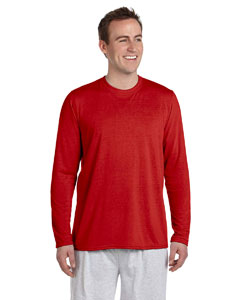 Red Performance™ 4.5 oz. Long-Sleeve T-Shirt