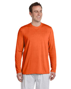 Orange Performance™ 4.5 oz. Long-Sleeve T-Shirt
