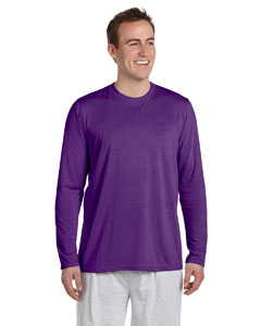 Purple Performance™ 4.5 oz. Long-Sleeve T-Shirt