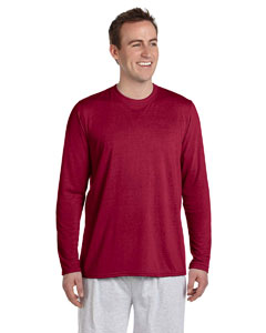 Cardinal Red Performance™ 4.5 oz. Long-Sleeve T-Shirt