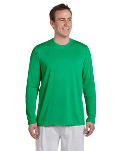 Irish Green Performance™ 4.5 oz. Long-Sleeve T-Shirt