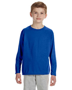 Royal Performance® Youth 4.5 oz. Long-Sleeve T-Shirt