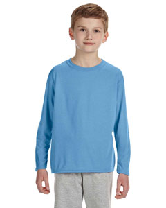 Carolina Blue Performance® Youth 4.5 oz. Long-Sleeve T-Shirt