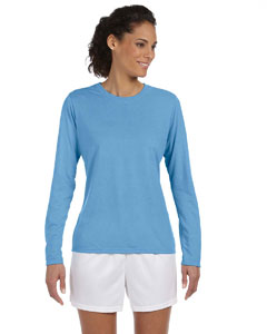 Carolina Blue Women's 4.5 oz. Performance Long-Sleeve T-Shirt