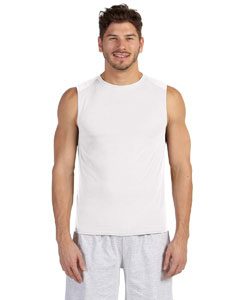 White Performance™ 4.5 oz. Sleeveless T-Shirt