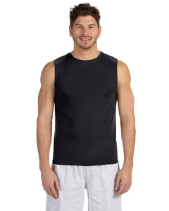 Black Performance™ 4.5 oz. Sleeveless T-Shirt
