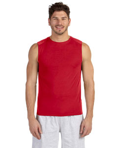 Red Performance™ 4.5 oz. Sleeveless T-Shirt