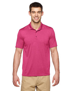 Marble Heliconia Performance® Adult 4.7 oz. Jersey Polo