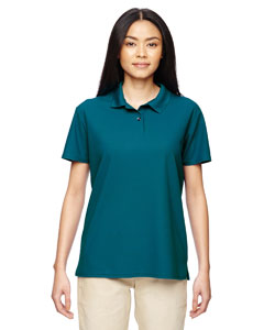 Marble Galp Blue Performance™ Ladies' 4.7 oz. Jersey Polo