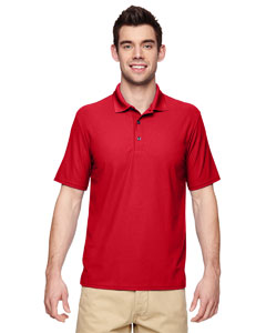 Red Performance® Adult 5.6 oz. Double Piqué Polo
