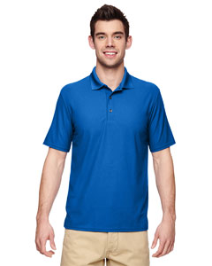 Royal Performance® Adult 5.6 oz. Double Piqué Polo