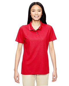 Red Performance™ Ladies' 5.6 oz. Double Piqué Polo