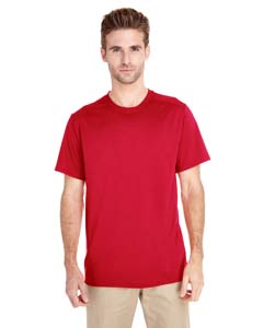 Red Adult Tech Short-Sleeve T-Shirt