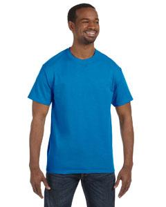 Sapphire Heavy Cotton 5.3 oz. T-Shirt