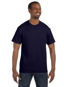 Navy Heavy Cotton 5.3 oz. T-Shirt