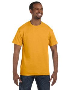 Gold Heavy Cotton 5.3 oz. T-Shirt