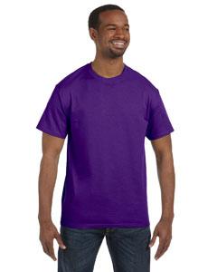 Purple Heavy Cotton 5.3 oz. T-Shirt