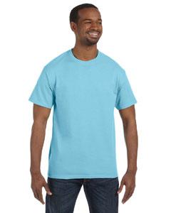 Sky Heavy Cotton 5.3 oz. T-Shirt