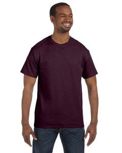 Dark Chocolate Heavy Cotton 5.3 oz. T-Shirt