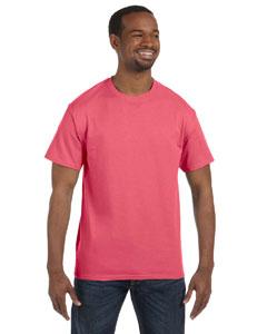 Coral Silk Heavy Cotton 5.3 oz. T-Shirt