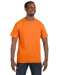 Safety Orange Heavy Cotton 5.3 oz. T-Shirt