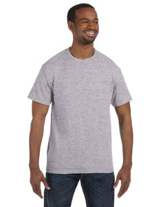 Sport Grey Heavy Cotton 5.3 oz. T-Shirt