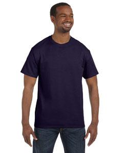 Blackberry Heavy Cotton 5.3 oz. T-Shirt