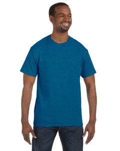 Antique Sapphire Heavy Cotton 5.3 oz. T-Shirt