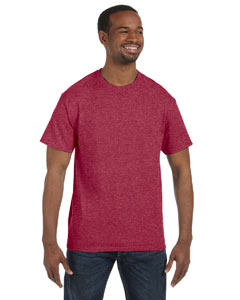 Heather Red Heavy Cotton 5.3 oz. T-Shirt