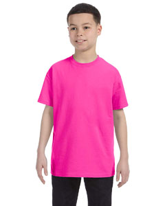 Azalea Heavy Cotton™ Youth 5.3 oz. T-Shirt