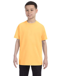 Yellow Haze Heavy Cotton™ Youth 5.3 oz. T-Shirt