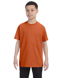 Texas Orange Heavy Cotton™ Youth 5.3 oz. T-Shirt