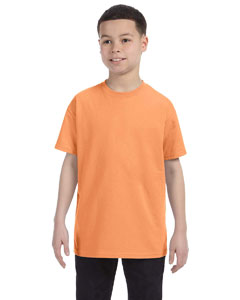 Old Gold Heavy Cotton™ Youth 5.3 oz. T-Shirt