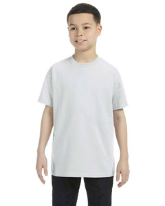 Ash Grey Heavy Cotton™ Youth 5.3 oz. T-Shirt
