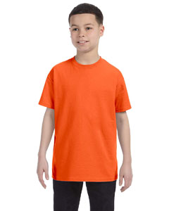 Orange Heavy Cotton™ Youth 5.3 oz. T-Shirt