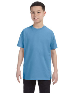 Carolina Blue Heavy Cotton™ Youth 5.3 oz. T-Shirt
