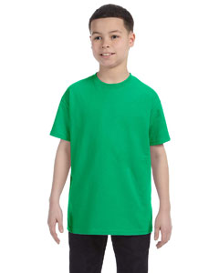Irish Green Heavy Cotton™ Youth 5.3 oz. T-Shirt