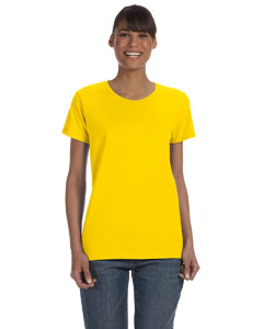 Daisy Women's 5.3 oz. Heavy Cotton Missy Fit T-Shirt