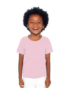 Light Pink Heavy Cotton™ Toddler 5.3 oz. T-Shirt