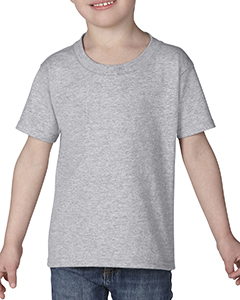 Sport Grey Heavy Cotton™ Toddler 5.3 oz. T-Shirt
