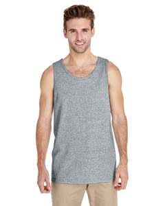 Sport Grey Heavy Cotton Tank Top