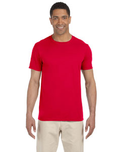 Cherry Red Softstyle® 4.5 oz. T-Shirt