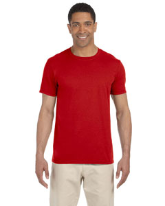 Red Softstyle® 4.5 oz. T-Shirt